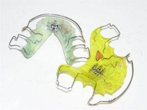 Ортодонтические пластинки